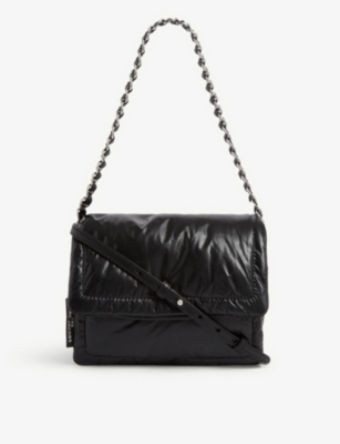 MARC JACOBS Leather Pillow bag