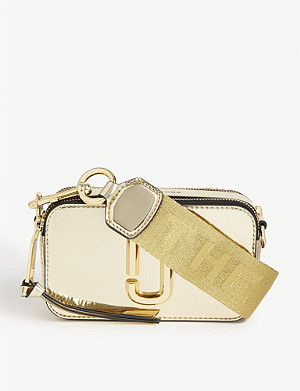 MARC JACOBS PVC Snapshot bag