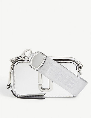MARC JACOBS: Snapshot PVC cross-body bag