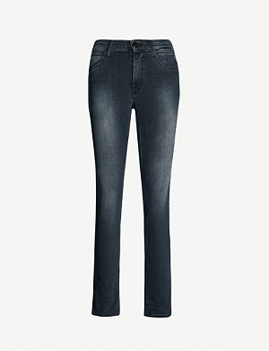 REPLAY Skinny high-rise jeans