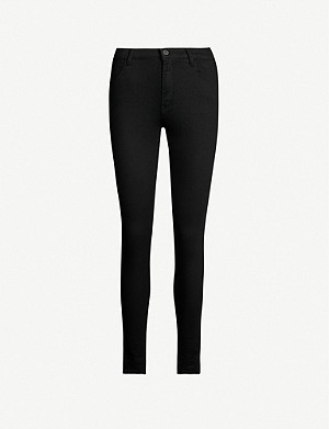 REPLAY Stella high-rise super skinny jeans
