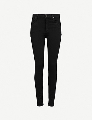 CITIZENS OF HUMANITY Rocket high-rise skinny jeans