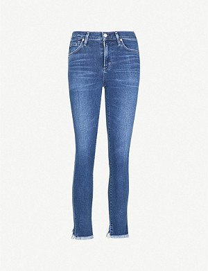 CITIZENS OF HUMANITY Rocket slim-fit high-rise jeans