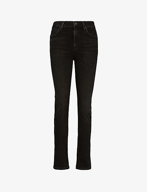 CITIZENS OF HUMANITY: Harlow skinny mid-rise jeans
