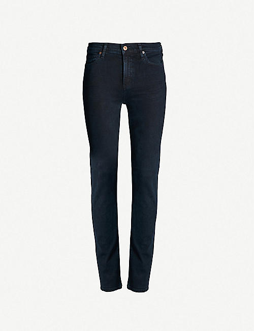 CITIZENS OF HUMANITY: Harlow skinny high-rise jeans