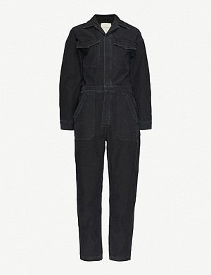 CITIZENS OF HUMANITY Marta denim jumpsuit