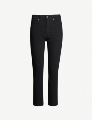 CITIZENS OF HUMANITY Olivia cropped high-rise skinny jeans
