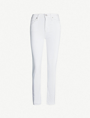 CITIZENS OF HUMANITY Harlow ankle-length skinny high-rise jeans