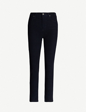 CITIZENS OF HUMANITY Harlow slim-fit high-rise corduroy trousers