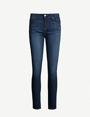 PAIGE Verdugo Ankle ultra-skinny mid-rise jeans