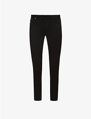 PAIGE: Verdugo Crop skinny mid-rise jeans