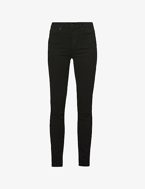 PAIGE: Margot ultra-skinny high-rise jeans