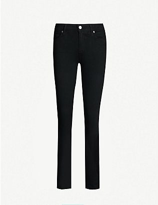 PAIGE: Leggy Ultra Skinny jeans