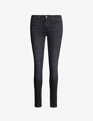 LEVI'S Innovation super skinny high-rise jeans