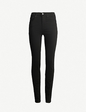 LEVI'S 724 high-rise straight jeans
