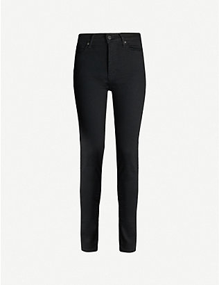 LEVIS: Mile High super-skinny extra high-rise jeans