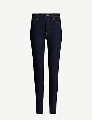LEVIS: Mile High super-skinny high-rise jeans