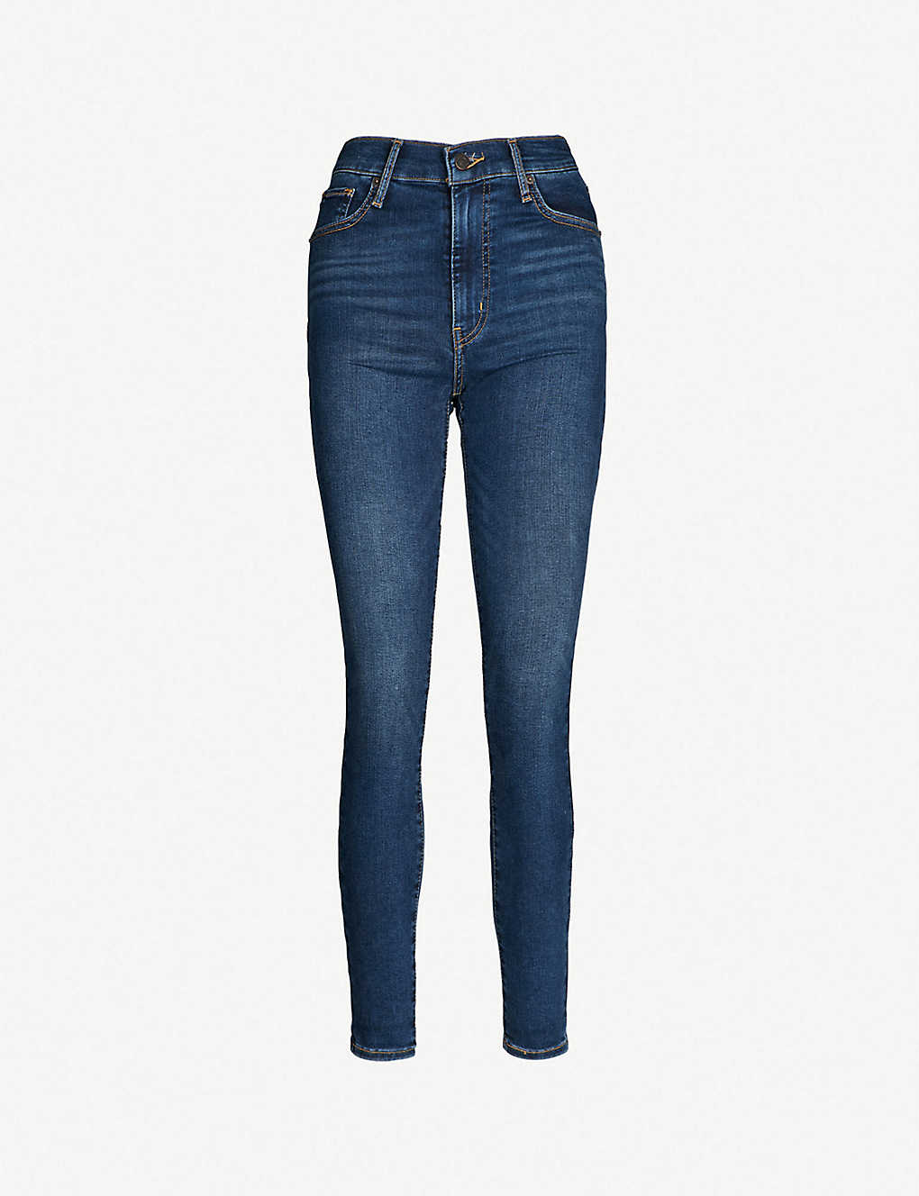 fede9ded LEVI'S - Mile High super-skinny extra high-rise jeans | Selfridges.com