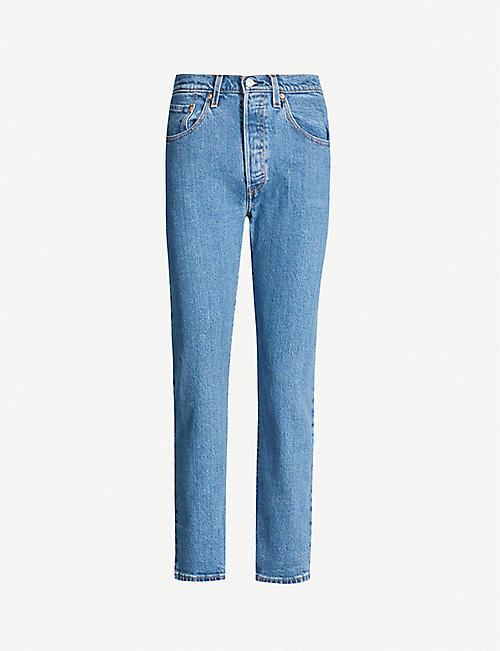 f96ba4d70a6d6b Jeans - Clothing - Womens - Selfridges | Shop Online