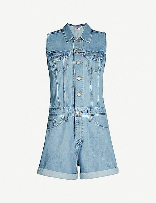 6142f03434a42 Denim - Clothing - Womens - Selfridges