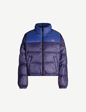 LEVI'S Francesca shell-down puffer jacket