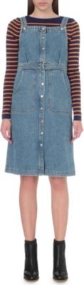 65e767c94f1 MIH JEANS - Eastman denim dress