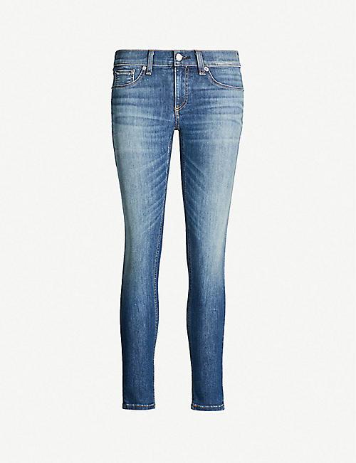 a740429ac7f5ea RAG   BONE Skinny cropped mid-rise jeans