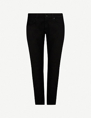 RAG & BONE Dre slim-fit low rise boyfriend jeans