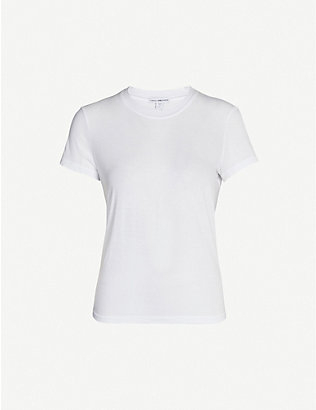 JAMES PERSE: Vintage Boy round-neck cotton-jersey T-shirt