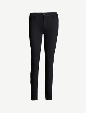 MOTHER The Looker skinny high-rise jeans