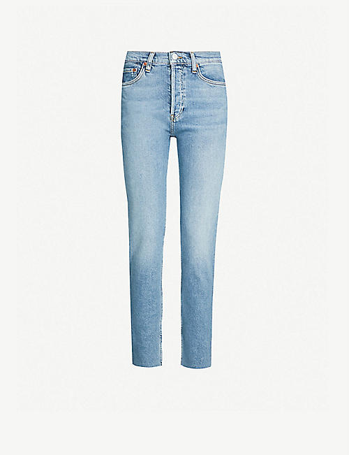 40e775674 High waisted - Jeans - Clothing - Womens - Selfridges