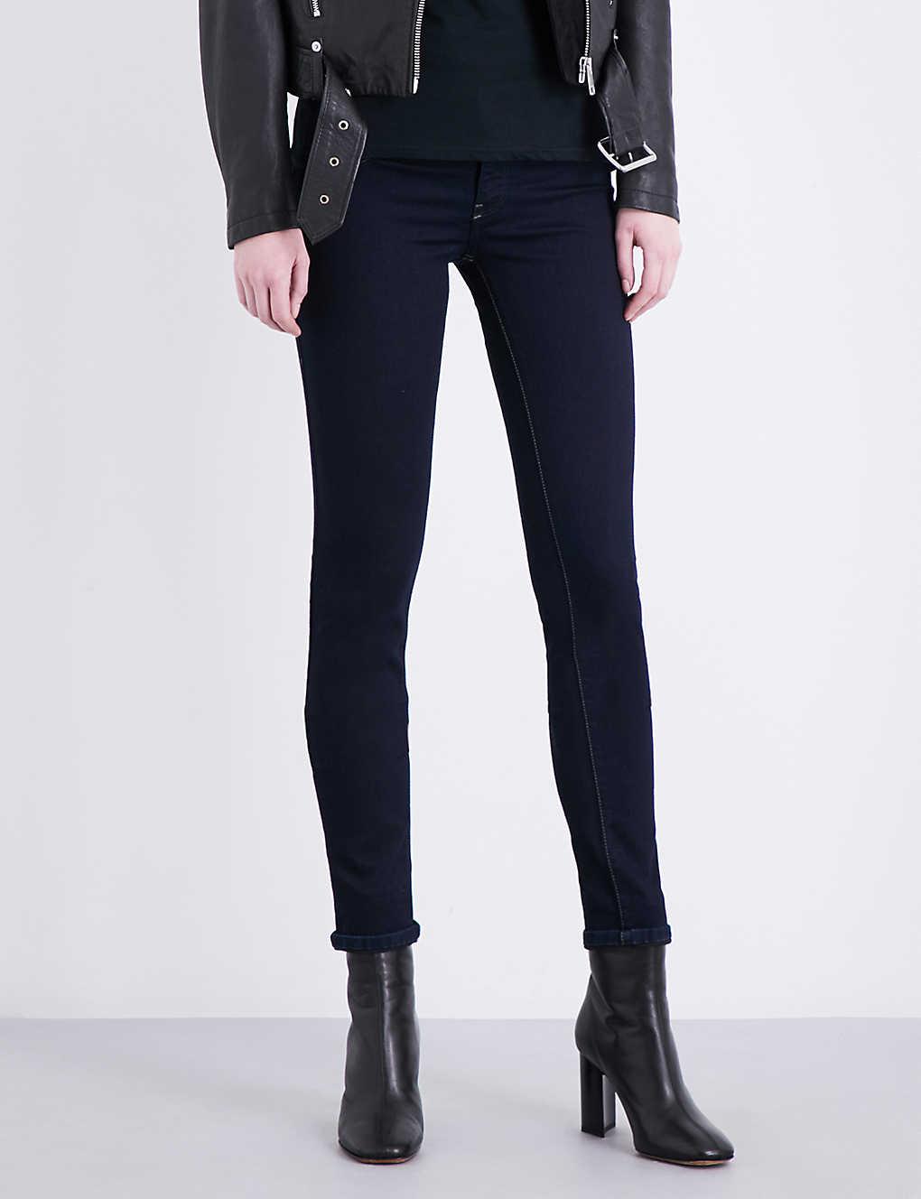 df5a2427 DIESEL - Livier skinny mid-rise jeans | Selfridges.com