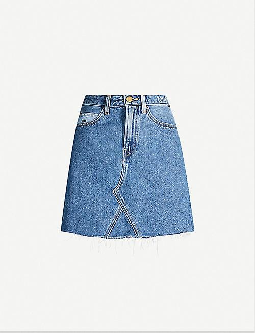 7d0a79a1f9 Denim - Clothing - Womens - Selfridges   Shop Online