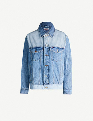 TOMMY JEANS Oversized denim jacket