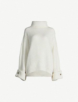 BRUNELLO CUCINELLI Turtleneck cashmere jumper