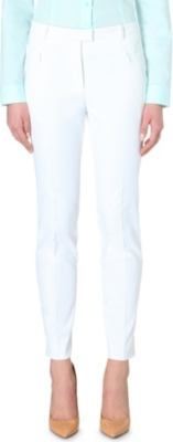 HUGO BOSS Anaita cropped skinny trousers
