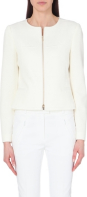 HUGO BOSS Koralie6 jersey jacket
