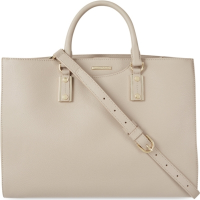 HUGO BOSS Leather shoulder bag