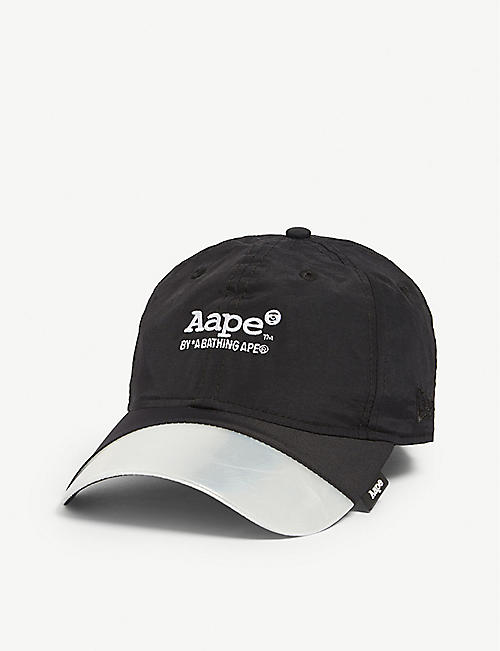 b6f0a4cc3af AAPE 9TWENTY logo cap