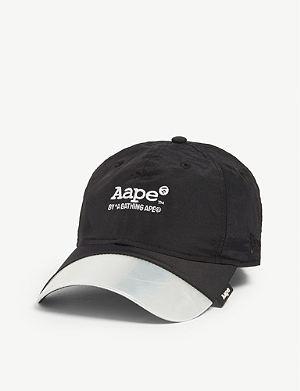 AAPE - x New Era snapback cap  b85538a09a8