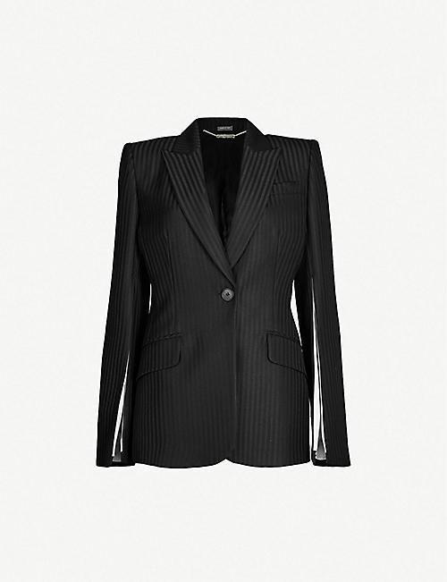 74e6f41ddc01 Blazers - Jackets - Coats & jackets - Clothing - Womens - Selfridges ...