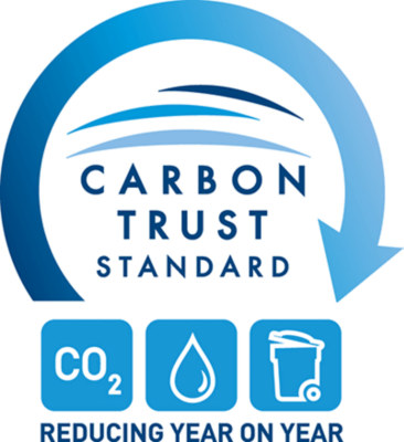 CARBON TRUST STANDARD: REDUCING YEAR ON YEAR