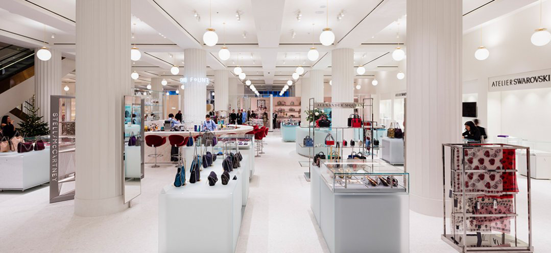 fad710ba5720 Introducing the new Accessories Hall at Selfridges London