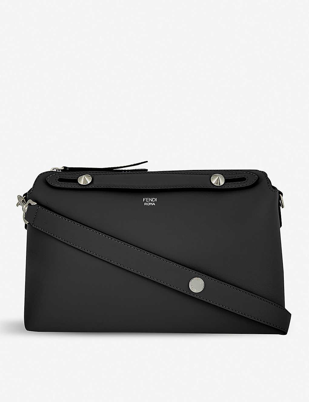 3e74c59b7e89 By The Way small leather tote - Black ...