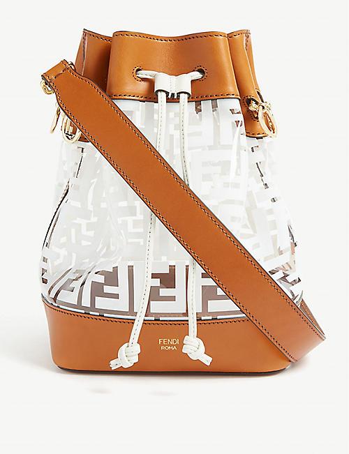 5d796b2c3f82 FENDI Mon Tresor bucket bag