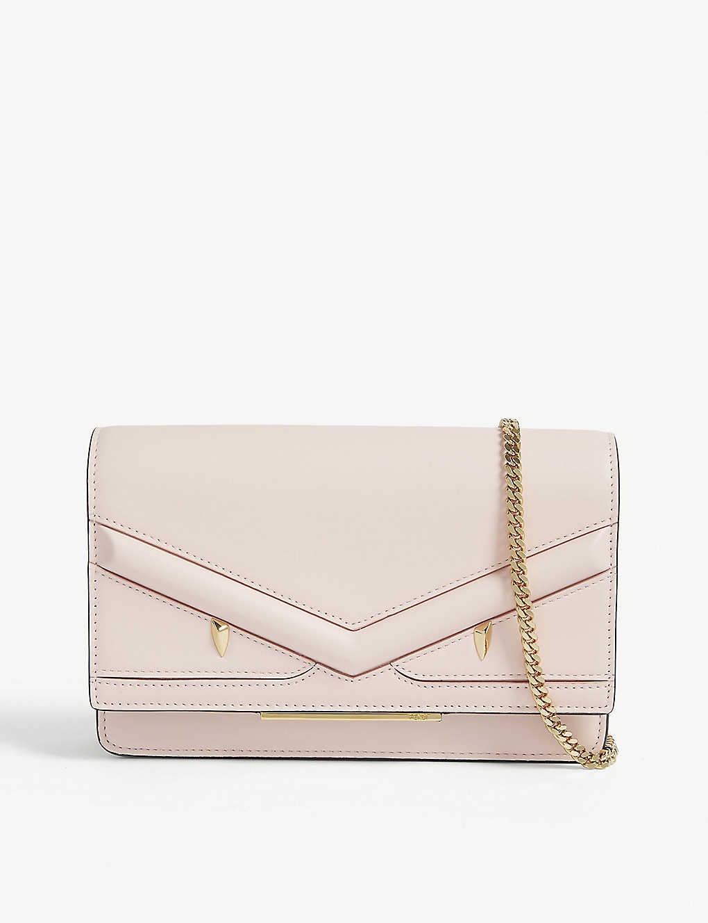 e2a4ab065c27 Leather wallet-on-chain - Pink ...