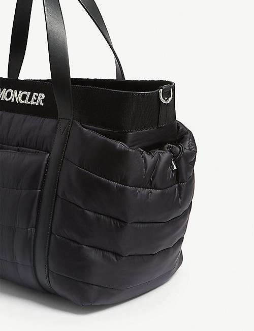 MONCLER Padded changing bag