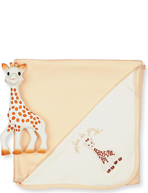 SOPHIE THE GIRAFFE My First Hours set