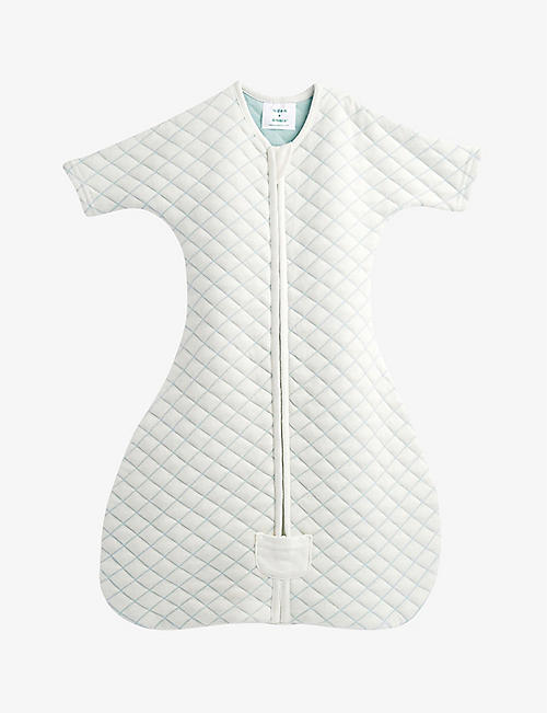 ADEN + ANAIS: Sleeveless sleeping bag 1.5 tog 0-3 months