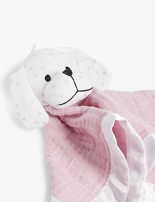 ADEN + ANAIS Musy Mate Lovey cotton blanket